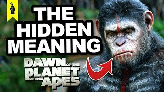 Hidden Meaning in Dawn of the Planet of the Apes –Earthling Cinema