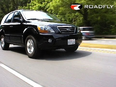 Roadfly.com - 2007 Kia Sorento Car Review