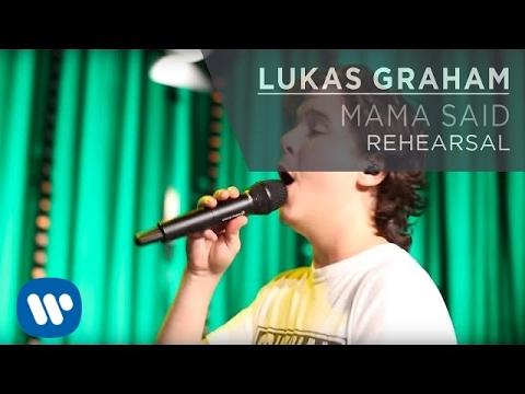 Lukas Graham - Mama Said (REHEARSAL)