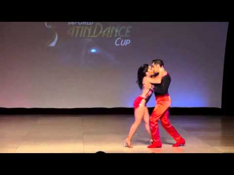 Gabriel y Eva, Chile, Sub - Campeones Mundiales Bachata, WLDC 2013