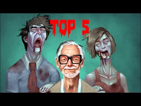 Top 5 George A. Romero Movies