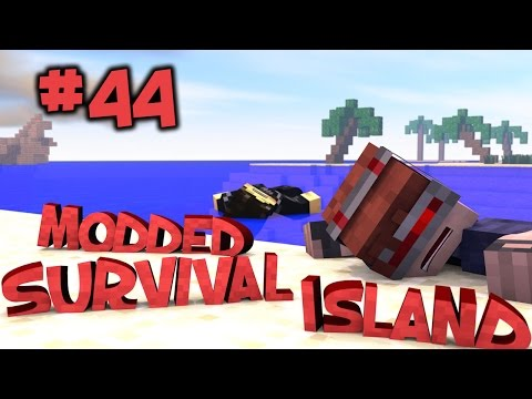Survival Island Modded - Expansion! Land Preparation Part 44