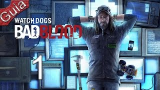 Watch Dogs Bad Blood DLC parte 1 Español PS4