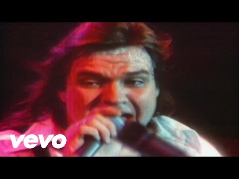 Meat Loaf - Paradise By The Dashboard Light video