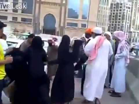 Thread: Saudi Men Hitting Some Girls Fight In Saudi Arabia - Reality Check video