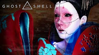 GEISHA ROBOT • MAKEUP & HEADPIECE (Ghost in the Shell) •  [Giveaway beendet]