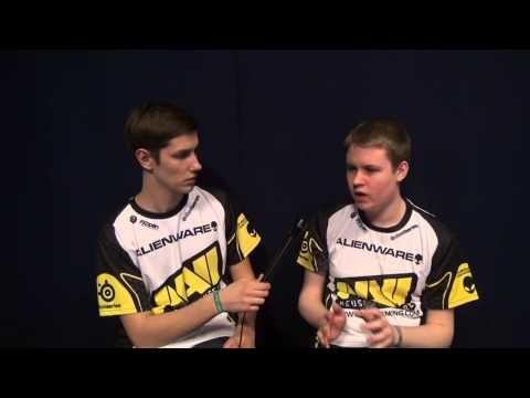 Interview with BabyKnight @ DreamHack Stockholm 2013