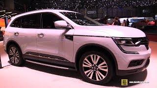 2019 Renault Koleos - Exterior Interior Walkaround - 2019 Geneva Motor Show
