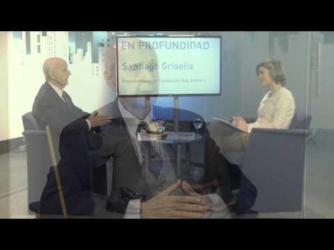 Lucía Barrera entrevista a Santiago Grisolía / NetSalud TV