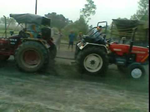 Tractor Tochan 575 Vs 855 Sukhman 9814457019 video
