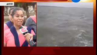 Dwarka : In Conversation With Teachers about After effects of Cyclone Vayu