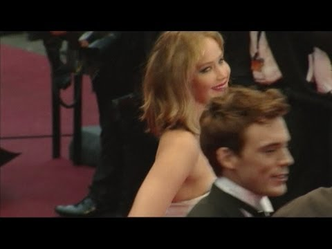Jennifer Lawrence at Cannes Film Festival 2013: Jennifer wows in Dior