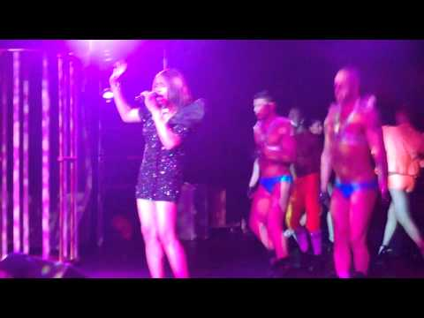 Deborah Cox - Absolutely Not + Nobody's supposed to be here Live Sydney