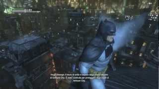 Videorecensione Pc: Batman Arkham City