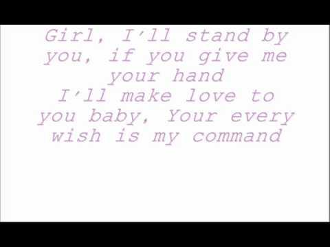 Dru Hill - Never Make A Promise Lyrics Video