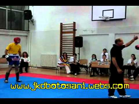 Sporting Club Jun Fan Kuen Botosani at JUDGEMENT DAY, Kickboxing Full Contact  Bucharest (2006) Image 1