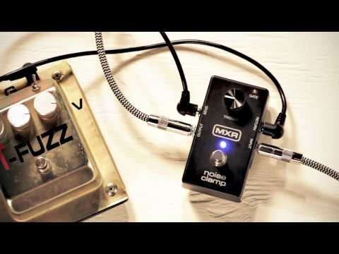 MXR Noise Clamp: James