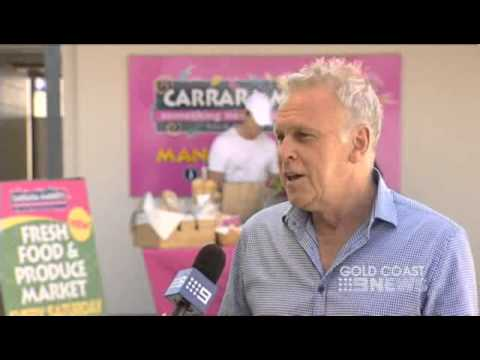 Channel Nine Gold Coast News - 22 Oct 2012