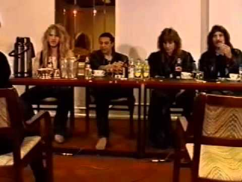 Ozzy Osbourne - Banned interview in Helsinki, Finland 1989