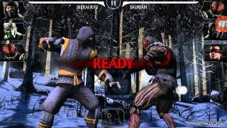Mortal Kombat X Test