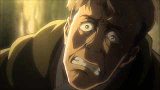 Shingeki no Kyojin [進撃の巨人] - Levis Squad vs Female Titan - HD 1080P [Attack on Titan]
