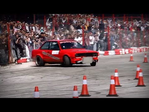 1JZ Single Turbo - E30 Turbo Charged - BRUTAL & EPIC SOUNDDD - Anti Lag [HD] Ahmad Daham