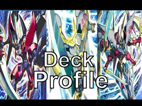 Yugioh Constellar ZW Deck Profile September 2013 TCG Summon Utopia V & Victory