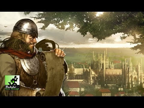 Canterbury Gameplay Runthrough