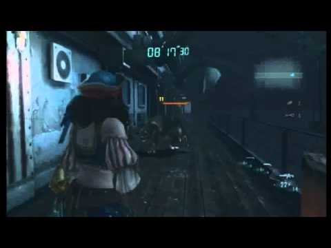 RESIDENT EVIL REVELATIONS HD - JILL PIRATE - Costume Bonus - RAID MODE