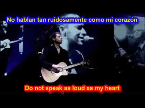 ColdPlay - The scientist ( SUBTITULADO INGLES ESPAÑOL )