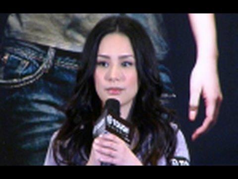 Gillian Chung (鍾欣桐) toughens up
