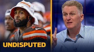 Michael Rapaport talks OBJ's comments about the Giants: 'Move on with your life' | NFL | UNDISPUTED