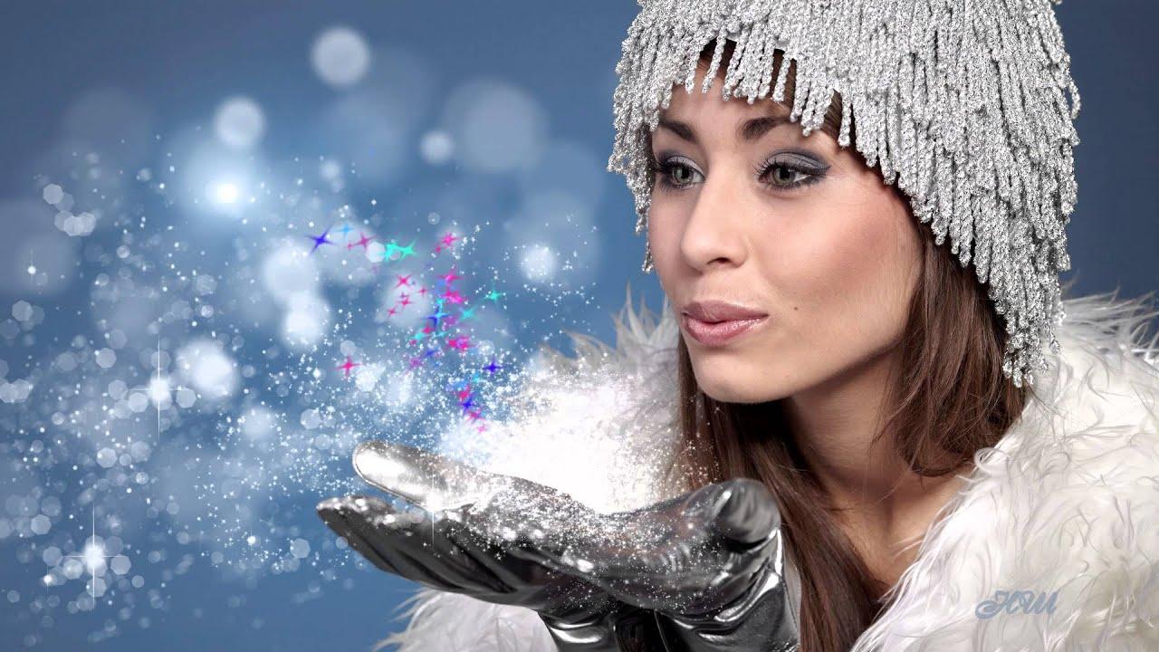Как вшопе сделать зиму