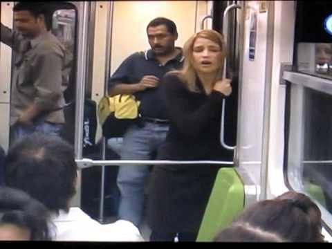 La chica del metro l2 mx - 5 4