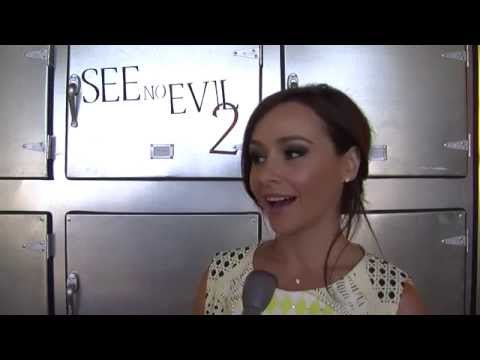 Halloween Actress Danielle Harris Loves Super Mario Bros