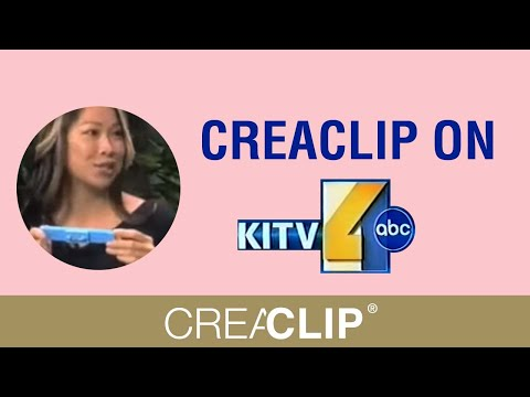 CreaClip on KITV - Cut your own hair