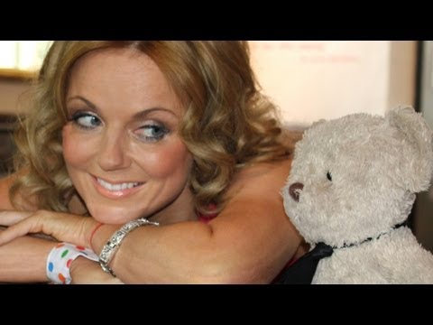 Geri Halliwell & Misery Bear in How Pudsey Got His Bandana - Children in Need 2012 - BBC One