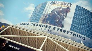 Official Call of Duty®: Advanced Warfare -- E3 2014 Tour