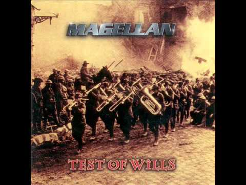 Magellan - Walk Fast, Look Worried