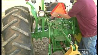 Tractor Safety - Highway (Spanish) Part 1
