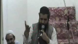 Salman Gilani Sahib in Sargodha Allah badsha 07 05 2007 2
