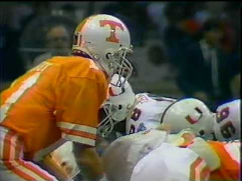 Tennessee '86 Sugar Bowl Memories by Russ Finley
