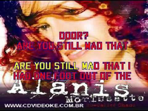 Alanis Morissette   Are You Still Mad