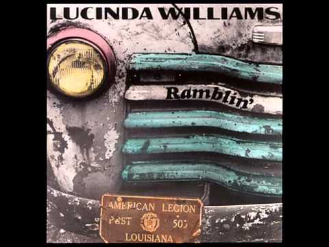 Lucinda Williams - Ramblin On My Mind