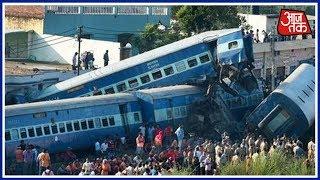 India 360: Second Rail Accident In Four Days In Uttar Pradesh