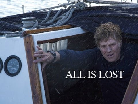 All Is Lost - Robert Redford Interview + Exclusive Clip