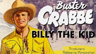 Billy The Kid (1943) CATTLE STAMPEDE