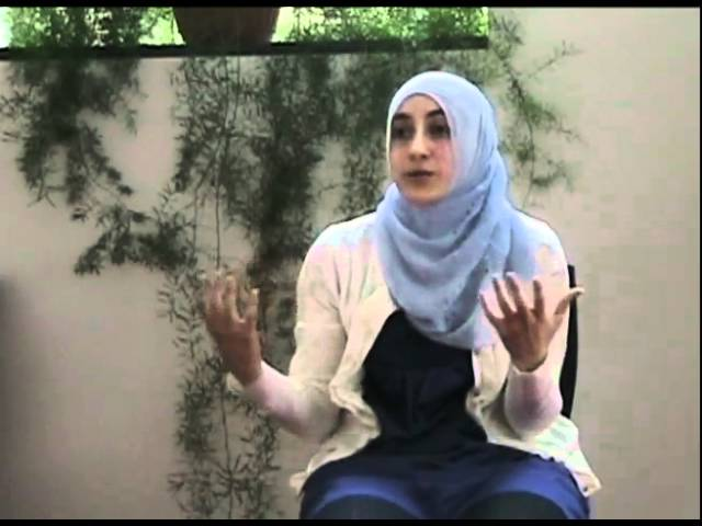 Stories of Faith - Affiliation with the Muslim Student Organization