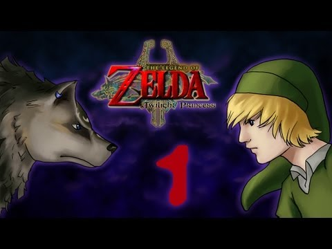 Let's Play Zelda Twilight Princess [German][♥♥♥][#1] - Alles begann so friedlich!
