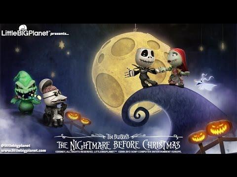 LittleBigPlanet - The Nightmare Before Christmas